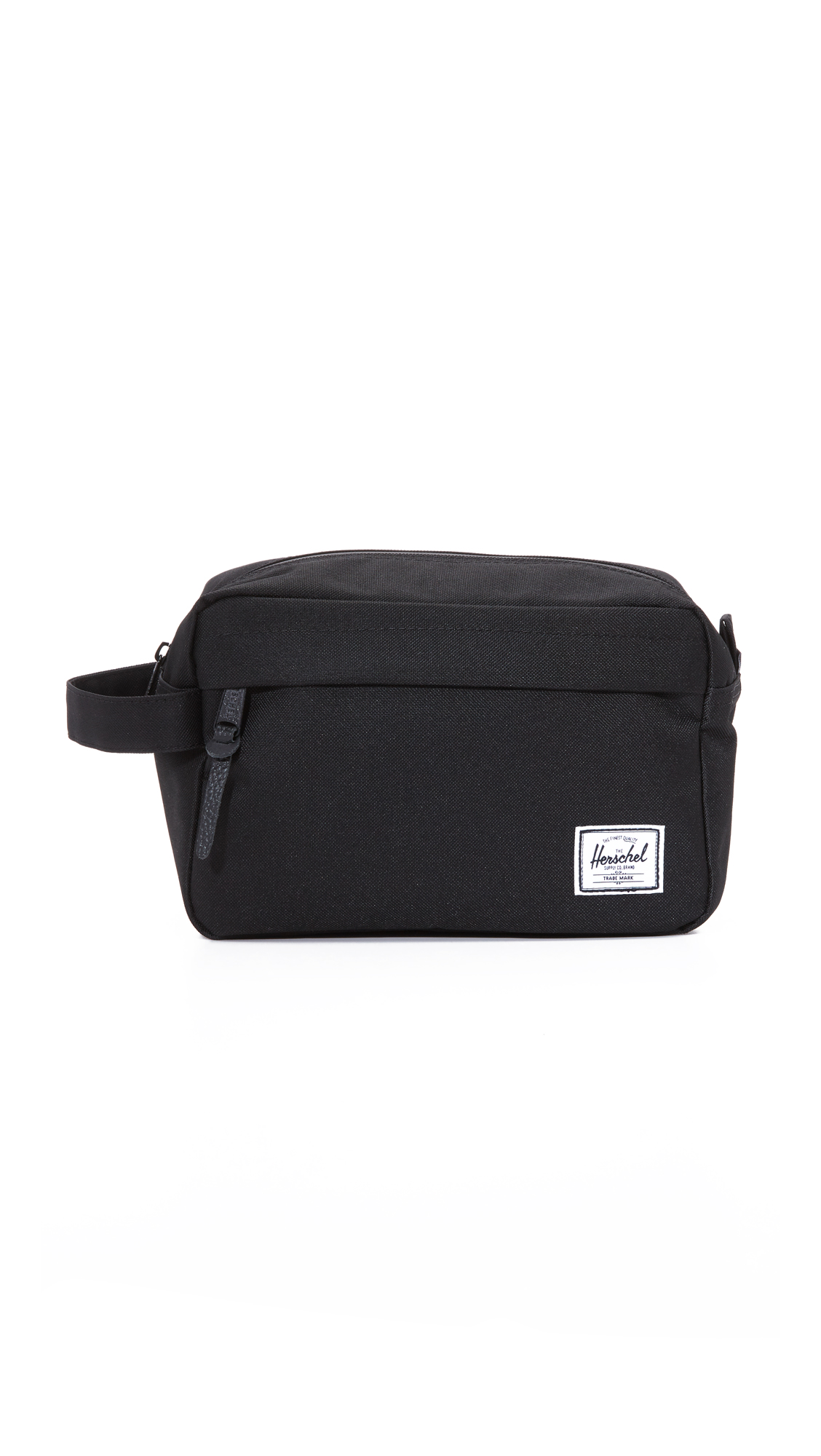 Chapter Cosmetic Bag, Black