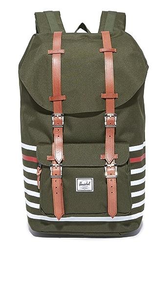 Herschel Supply Co. Little America Off Set Backpack