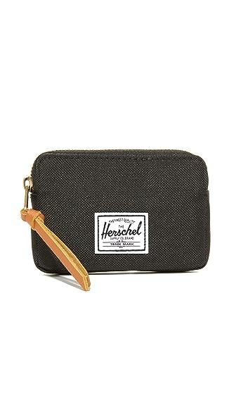 Herschel Supply Co. Oxford Zip Wallet