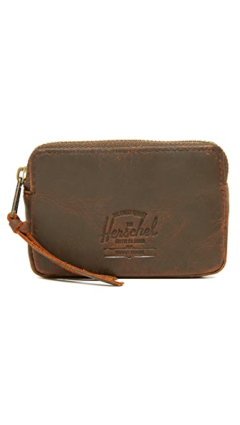 Herschel Supply Co. Oxford Zip Wallet