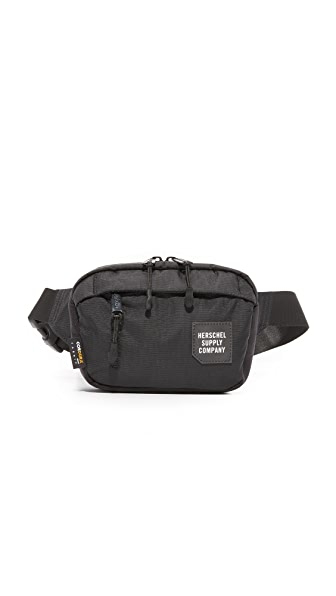 Herschel Supply Co. Tour Fanny Pack - Black