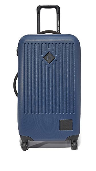 Herschel Supply Co. Hardshell Trade Suitcase - Navy