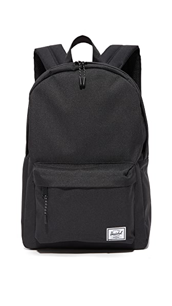 Herschel Supply Co. Classic Mid Volume Backpack In Black