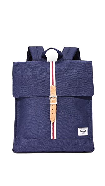 Herschel Supply Co. City Mid Volume Backpack - Peacoat