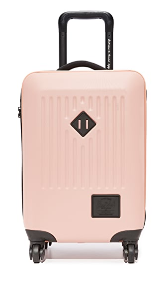 Herschel Supply Co. Trade Carry On Suitcase - Ash Rose