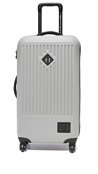Herschel Supply Co. Trade Medium Suitcase - Grey
