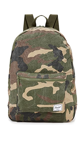 Herschel Supply Co. Daypack Backpack - Woodland Camo