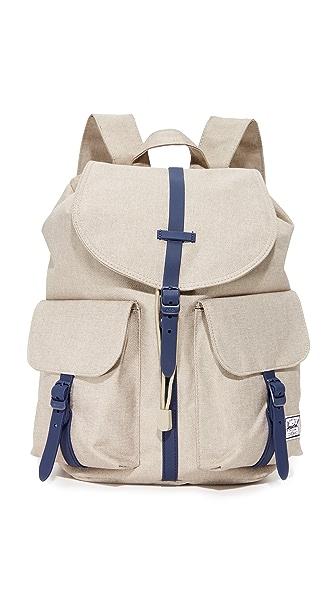 Herschel Supply Co. Dawson X-Small Backpack - Light Khaki Crosshatch