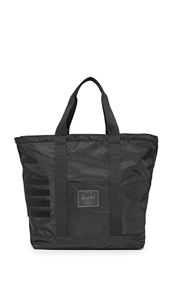Herschel Supply Co. Bamfield Mid-Volume Tote - Black
