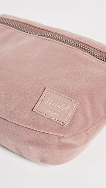 Herschel Supply Co. Velvet Fifteen Fanny Pack