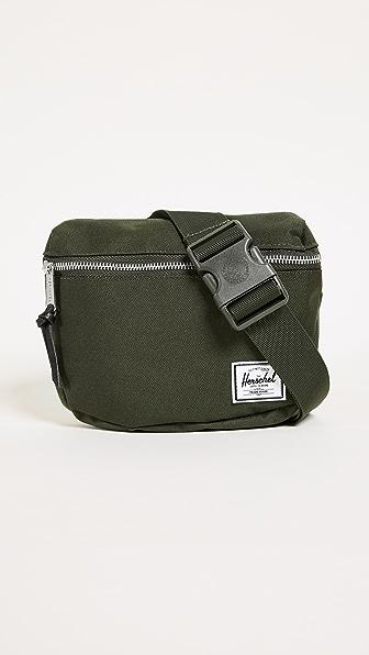 Купить Herschel Supply Co. Поясная сумка Fifteen HERSC31361 хвойно-зеленый