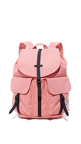 Herschel Supply Co. Dawson X-Small Backpack - Strawberry Grid