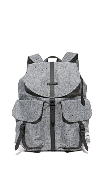 Herschel Supply Co. Dawson X-Small Backpack In Scattered Raven