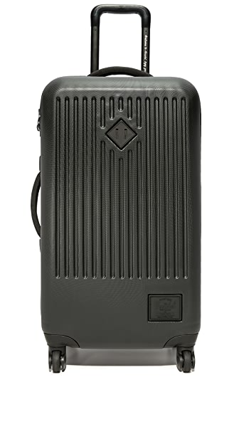 Herschel Supply Co. Trade Medium Suitcase In Black