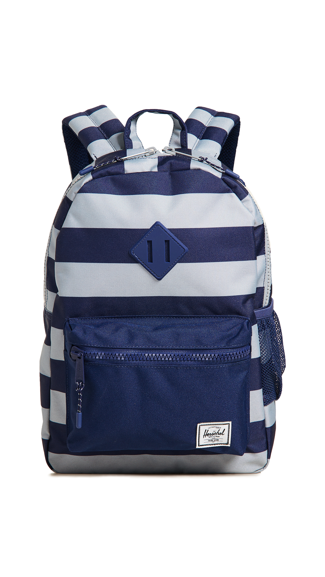 Herschel Supply Co. Heritage Youth Backpack - Quarry/Blueprint Stripe/Blue