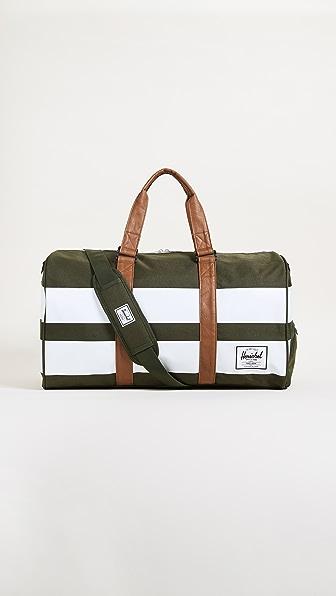 Купить Herschel Supply Co. Спортивная сумка Novel HERSC31445 морозный в стиле регби