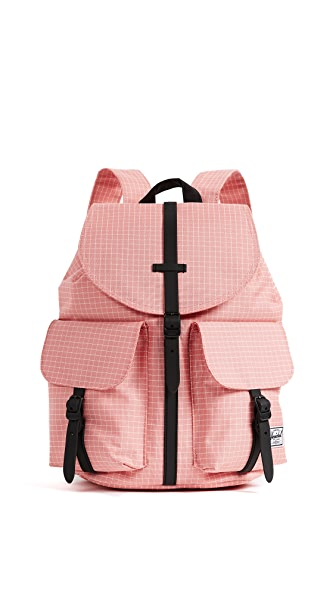 Herschel Supply Co. Dawson XS Backpack In Strawberry Grid