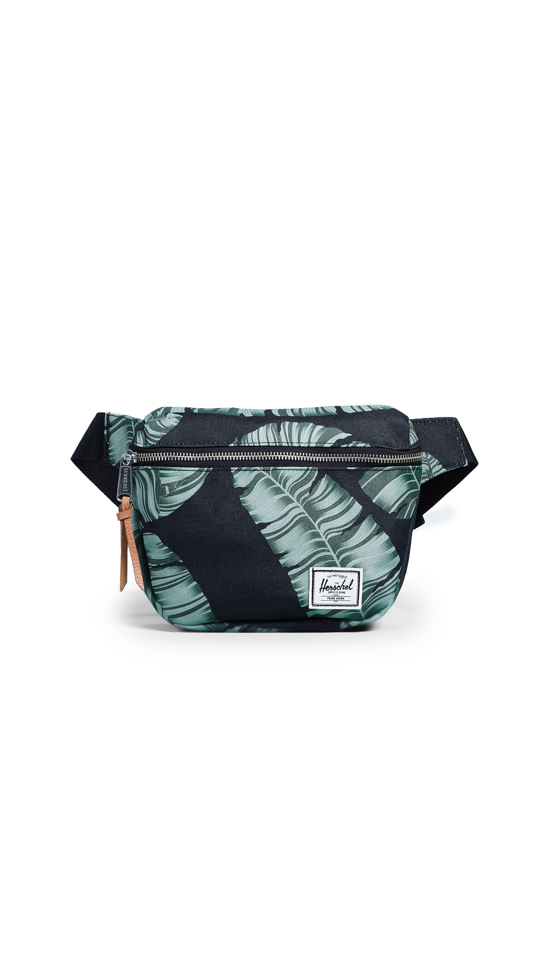 Herschel Hip Pack Black Palm //