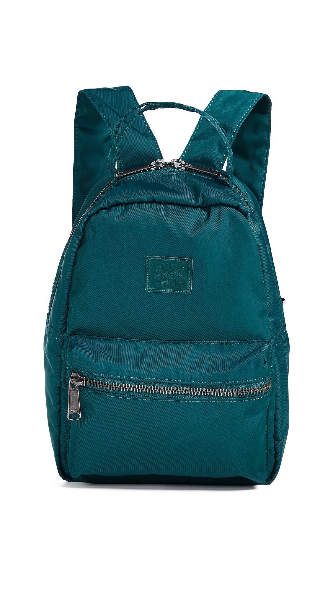 Flight Satin Nova Mini Backpack, Deep Teal