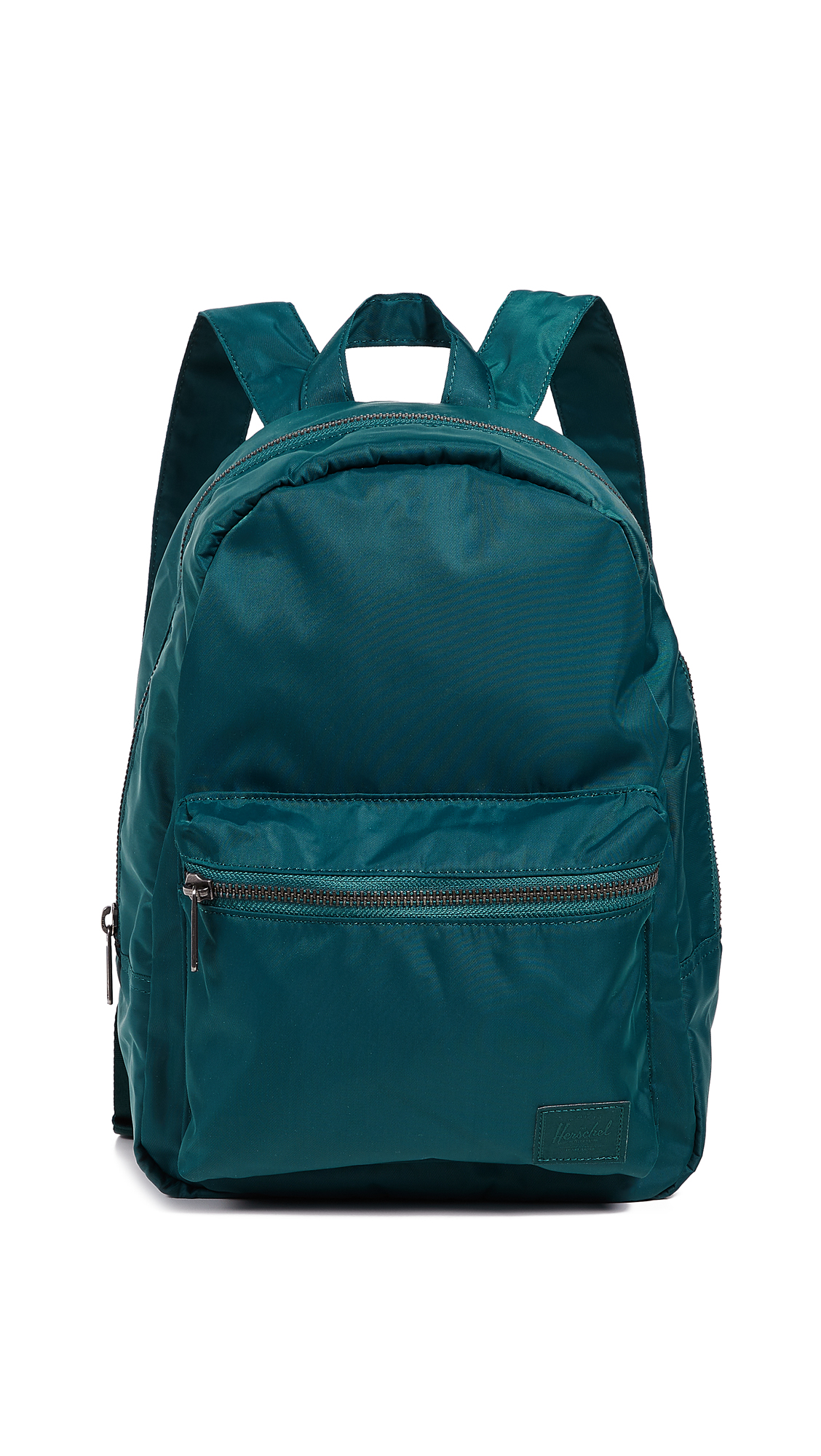 Flight Satin Grove X Small Backpack in Deep Teal