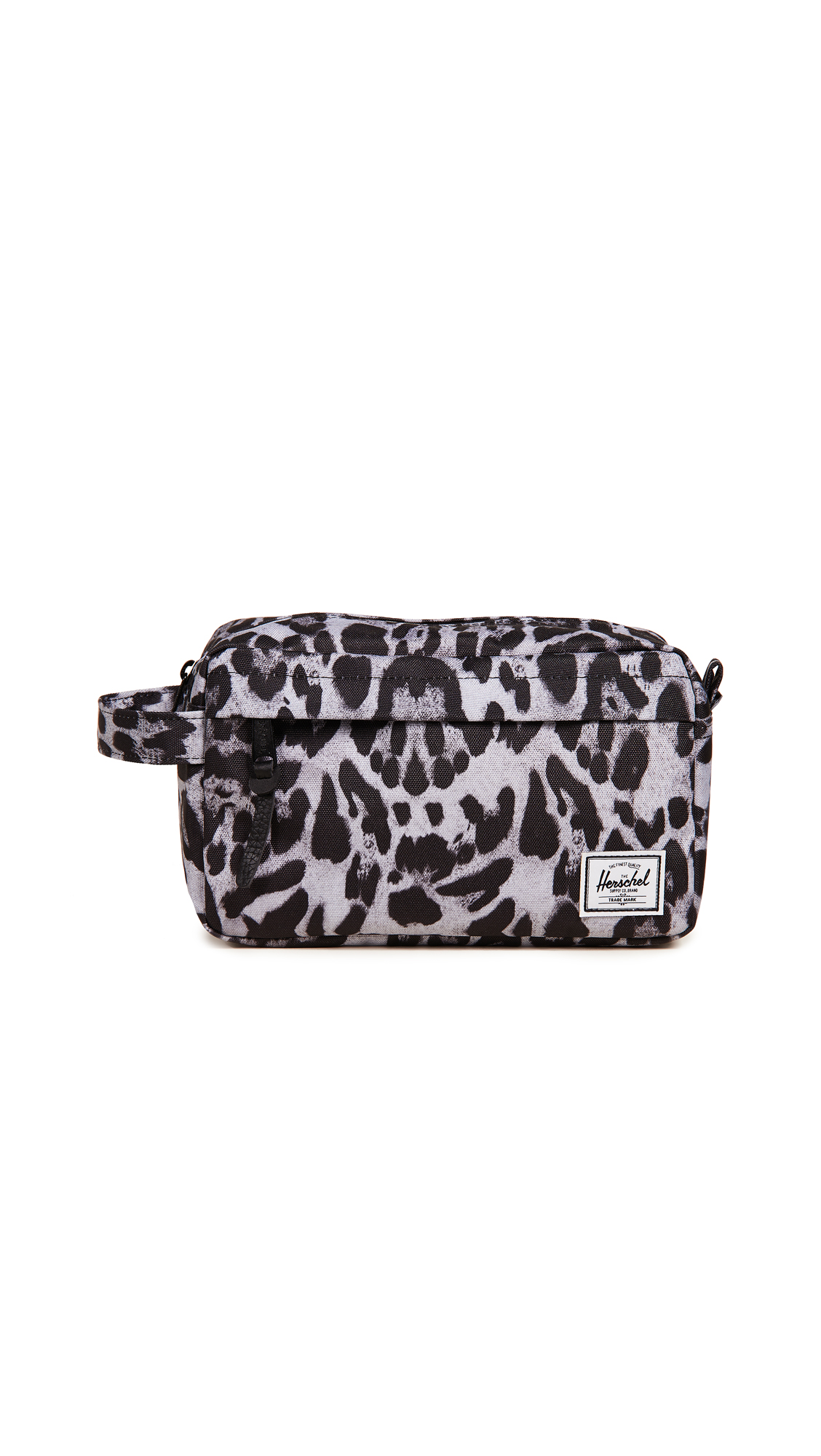 Chapter Cosmetic Bag, Snow Leopard