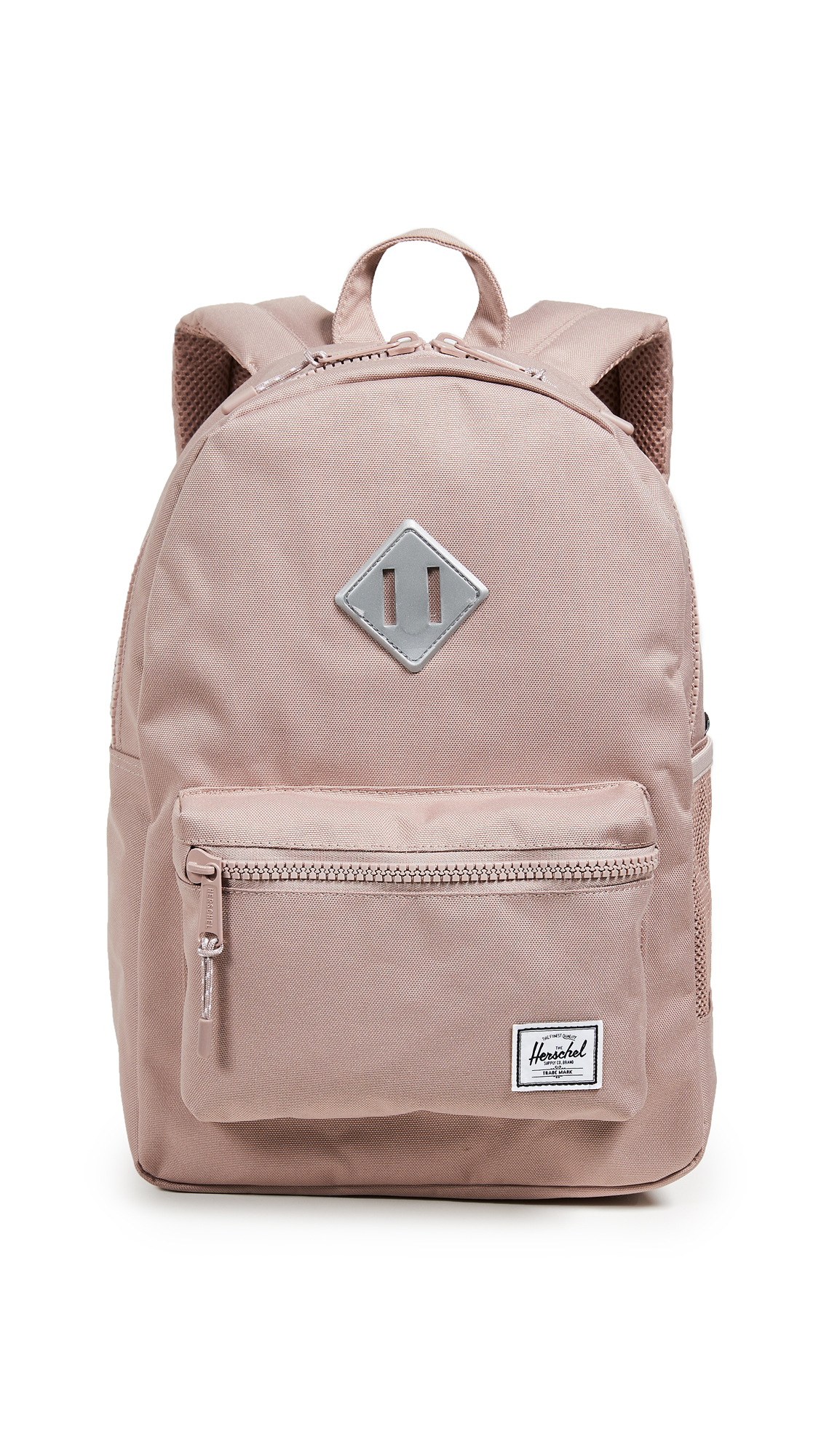 ddfe42ac8dd8 Herschel Supply Co. Heritage Youth Backpack In Ash Rose Silver ...