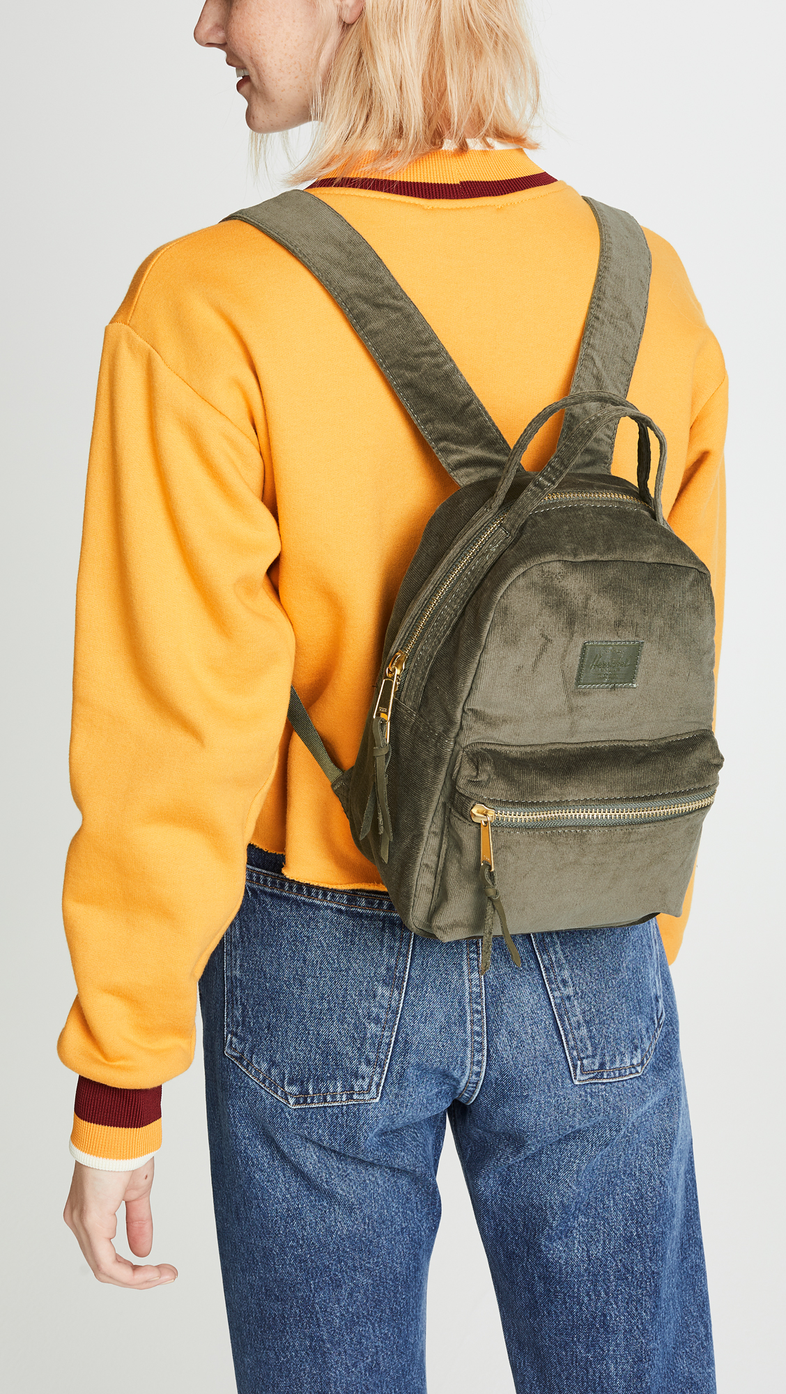 8bf09a4faed Herschel Supply Co. Nova Mini Corduroy Backpack
