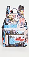 Herschel Supply Co. x Basquiat Nova Mid Backpack