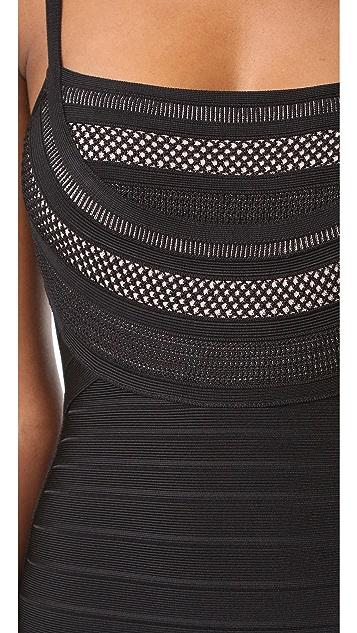 Herve Leger Nanette Dress