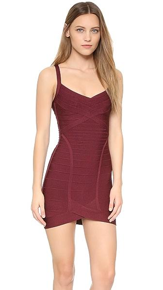Herve Leger Dahna Dress