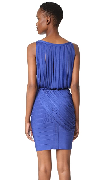 Herve Leger Leilei Dress