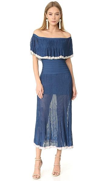 Herve Leger Malli Dress