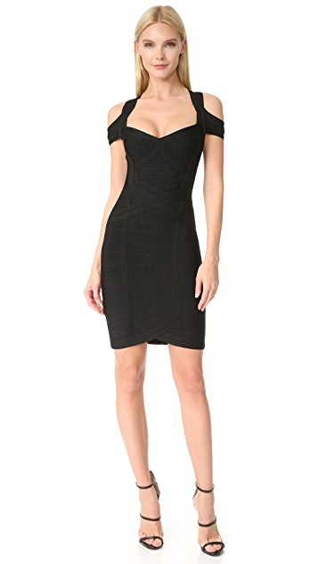 Herve Leger Katlin Dress