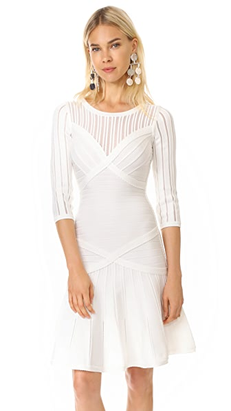 Herve Leger Kalyn Dress