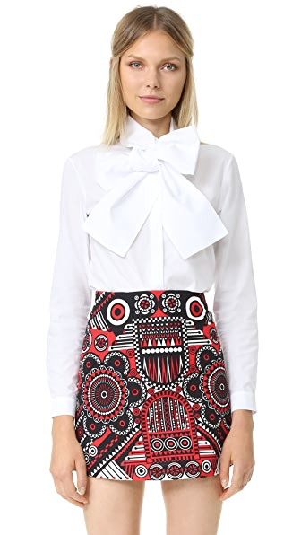 Holly Fulton Button Down Shirt