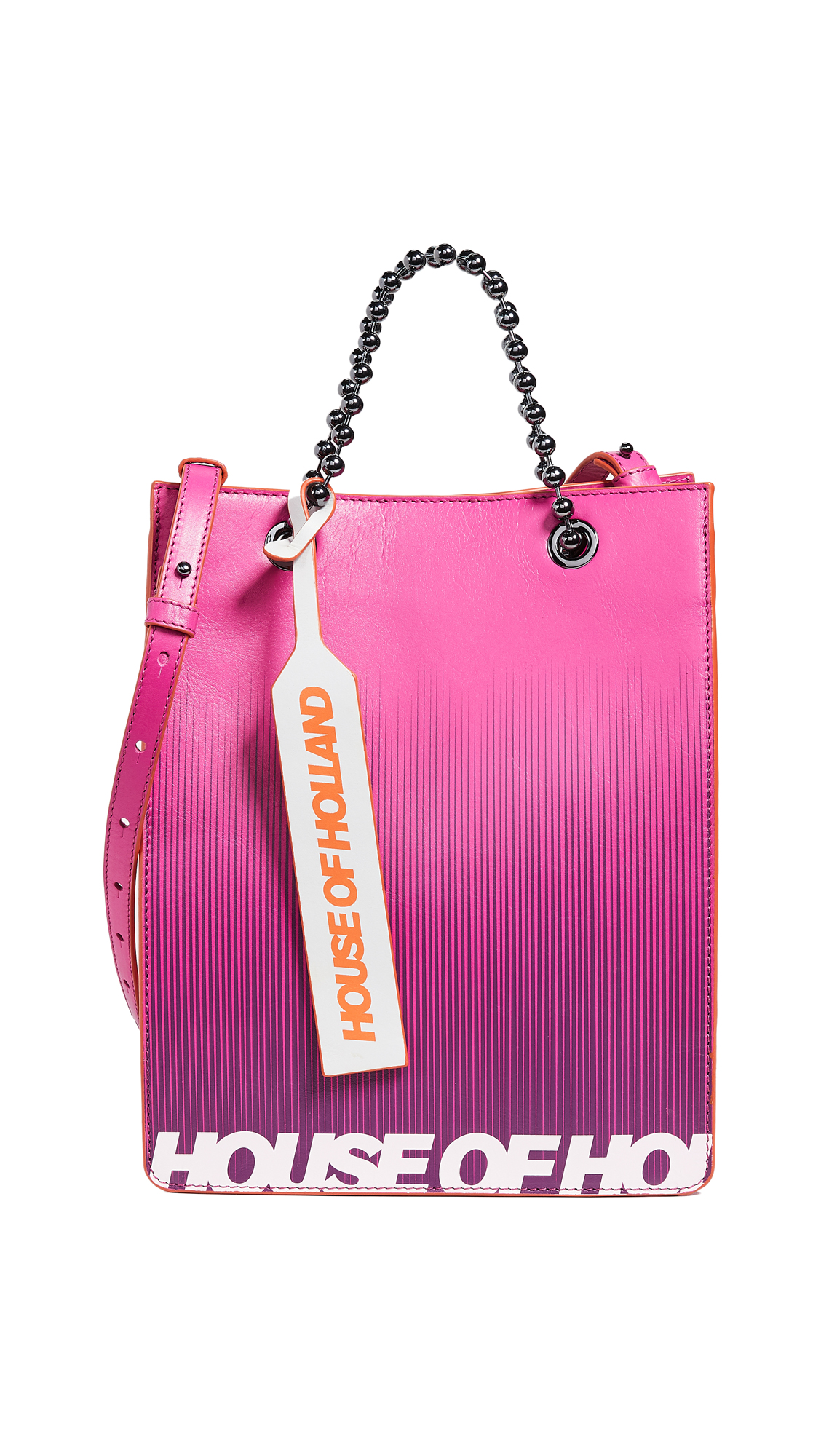 HOUSE OF HOLLAND | House of Holland Printed Mini Tote Bag | Goxip