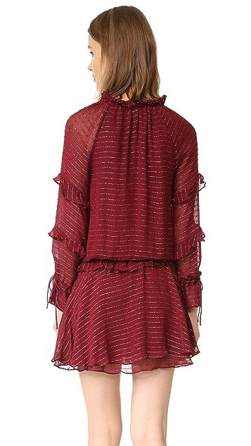 Intropia Cinched Waist Dress