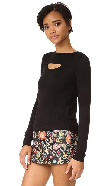 Intropia Cutout Sweater