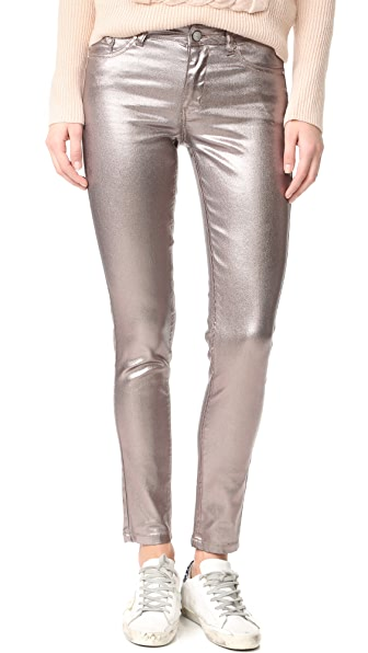 Intropia Metallic Jeans