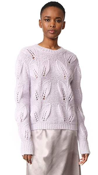 Intropia Crochet Sweater