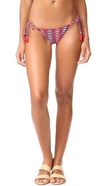 Heidi Klum Catalina Kisses Tie Side Bikini Bottoms