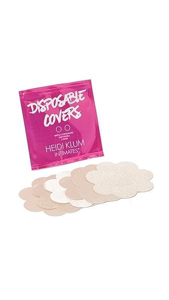 Heidi Klum Disposable Covers In Nude