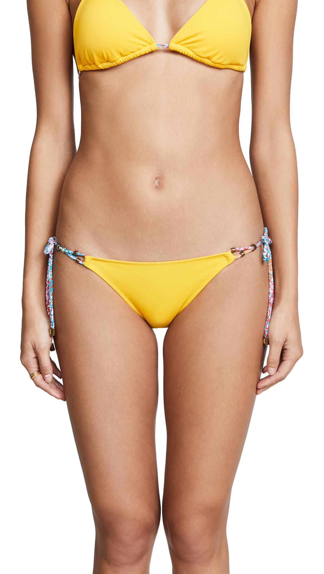 Heidi Klum Sun Muse Tie Side Bikini Bottoms