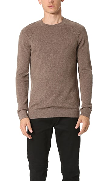 Helmut Lang Core Cashmere Crew Sweater