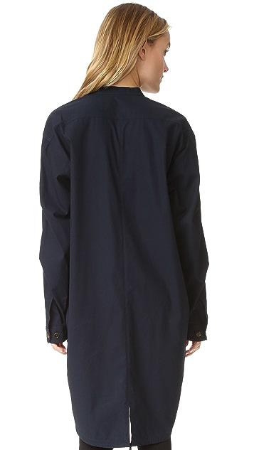 Helmut Lang Parka Shirtdress