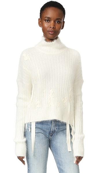 Helmut Lang Angora Sweater