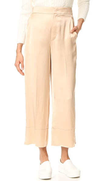 Helmut Lang Double Satin Pants