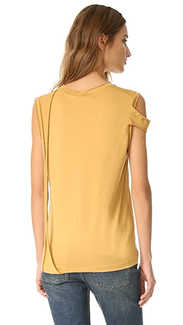 Helmut Lang Strappy Top
