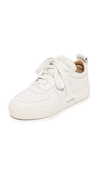 Helmut Lang Pad Low Top Sneakers