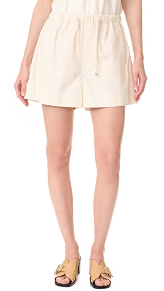 Helmut Lang Pull On Shorts